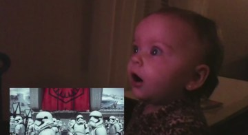 BABIES REACT to STAR WARS  EPISODE VII   YouTube