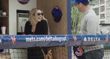 Delta Dugout    New York Mets  Matt Harvey   YouTube
