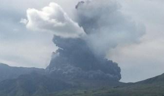 【悲報】阿蘇山が噴火! 現地の写真すげぇ……:キニ速