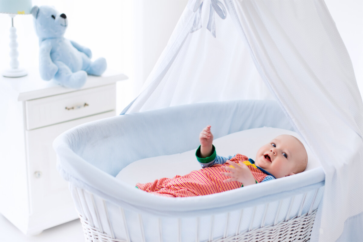 Newborn Bassinet Best 10 Best Baby Bassinets Of 2019 Comfort Safety Convenience