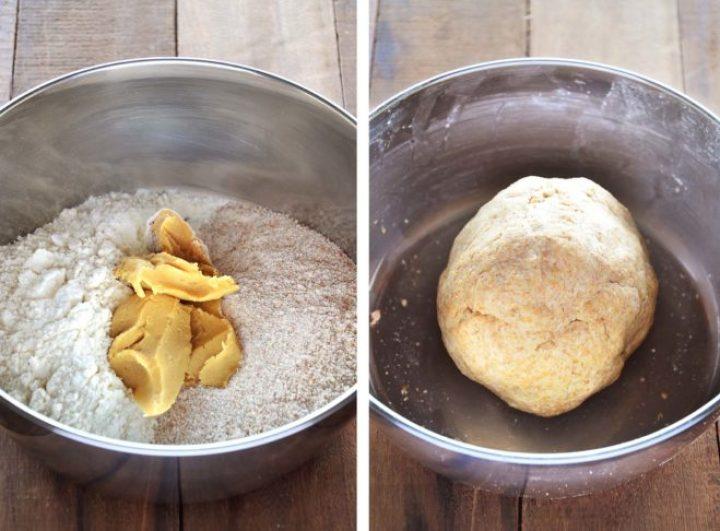 massa antes e depois