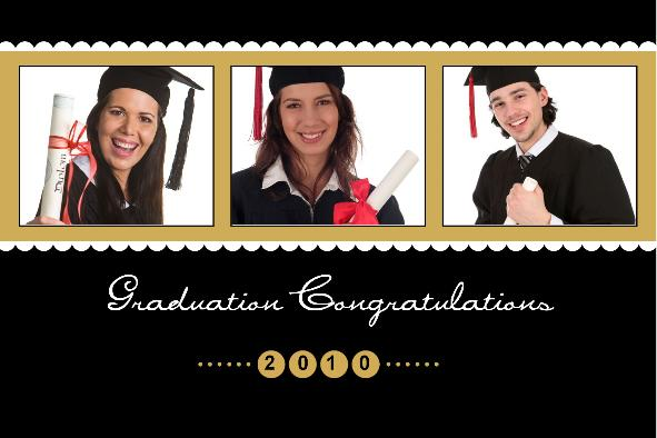 Free photo templates - Graduation Album - photo album templates free