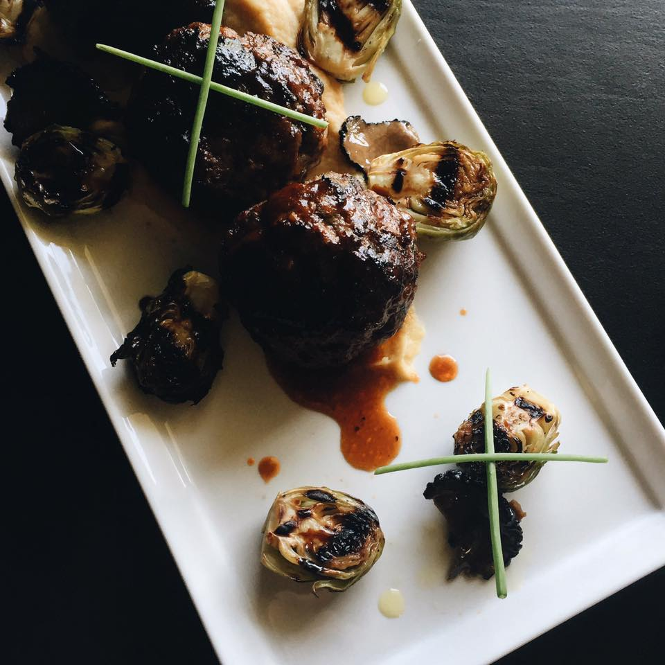 The Primal Gourmet: Yak and Bison Ribeye Meatballs, LVBX Magazine