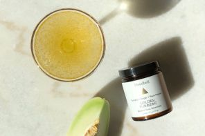 Get the Recipe: Moodbeli's Golden Effervescence