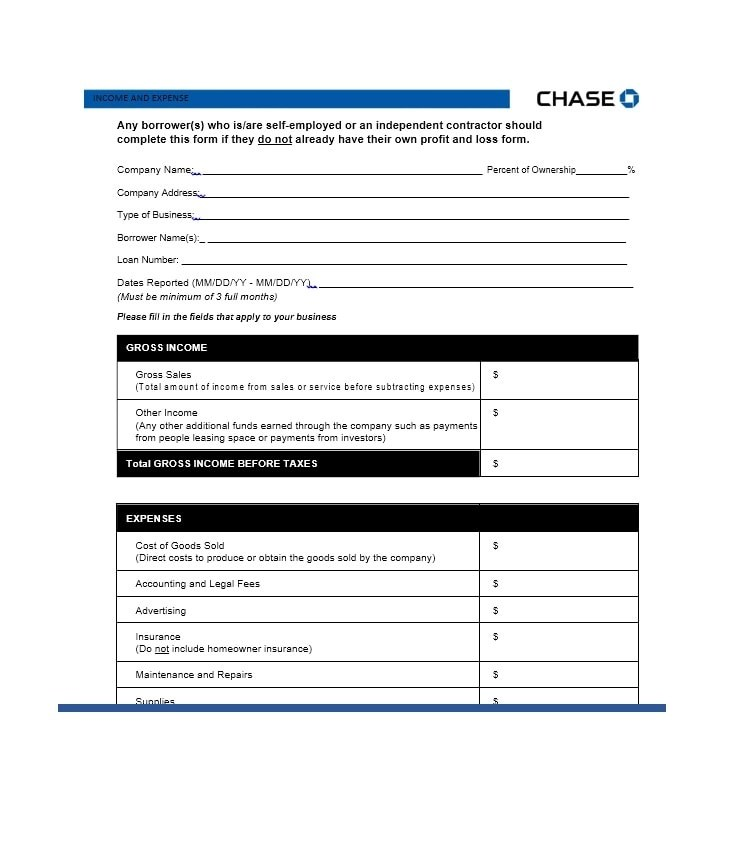 Self-Employment Ledger 40 FREE Templates  Examples - profit and loss ledger