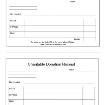 40 Donation Receipt Templates  Letters Goodwill, Non Profit - donor list template
