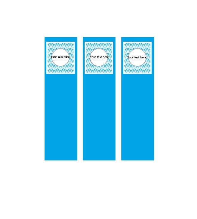 40 Binder Spine Label Templates in Word Format - Template Archive