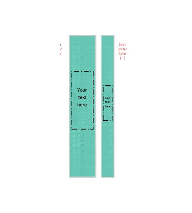 3 ring binder template - Apmayssconstruction