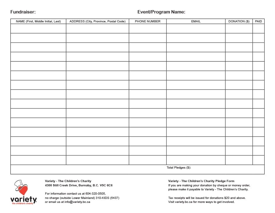 40+ Free Event Program Templates / Designs - Template Archive