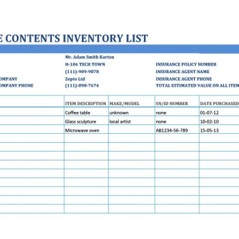 Nice Website Content Audit Template Photos Examples