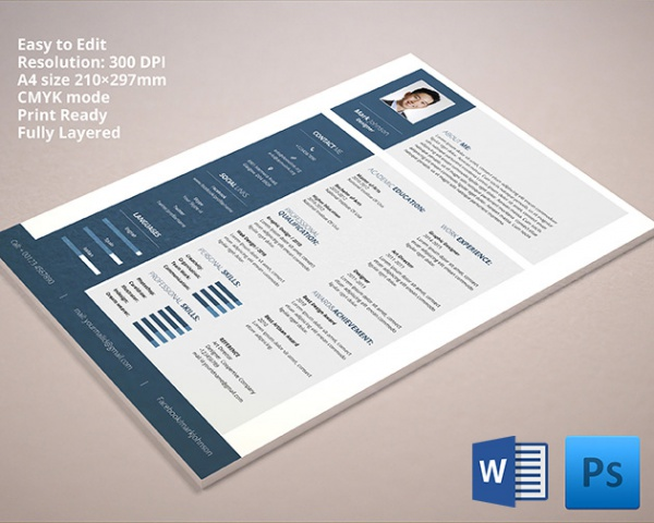 desigenr resume templates