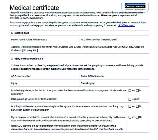 Selecting Certificate Template Word Online for DIY Certificate - certificate template doc