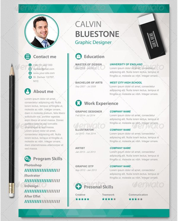 Pages Resume Templates Professional Resume Template For Word And - resume cv templates free