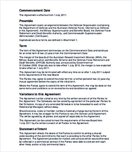 Franchise Agreement Template Additional Services Supplement To - sample terms and conditions template