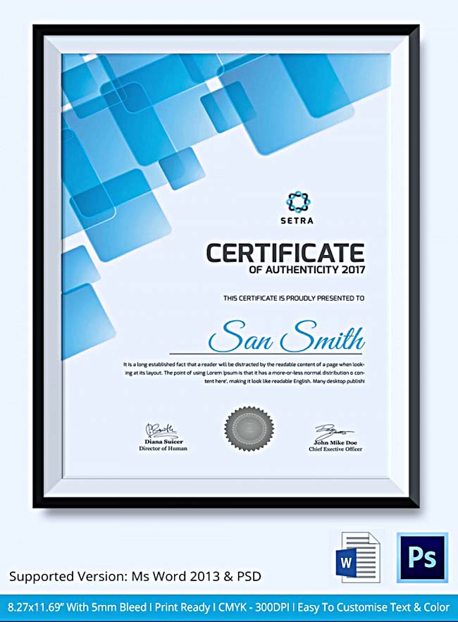 Certificate authenticity template microsoft word choice image certificate authenticity template microsoft word gallery certificate authenticity template microsoft word choice image certificate of authenticity yadclub Gallery
