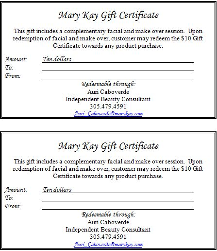 Sample Blank Gift Certificate Template Massage Gift Certificate - certificate sample in word
