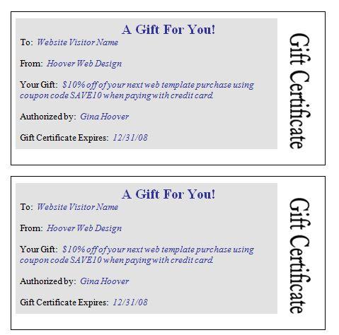 gift card template word - Josemulinohouse