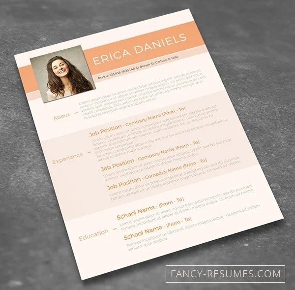 Resumespider Targeted Resume Distribution Service To 28 Minimal And Creative Resume Templates Psd Word And Ai