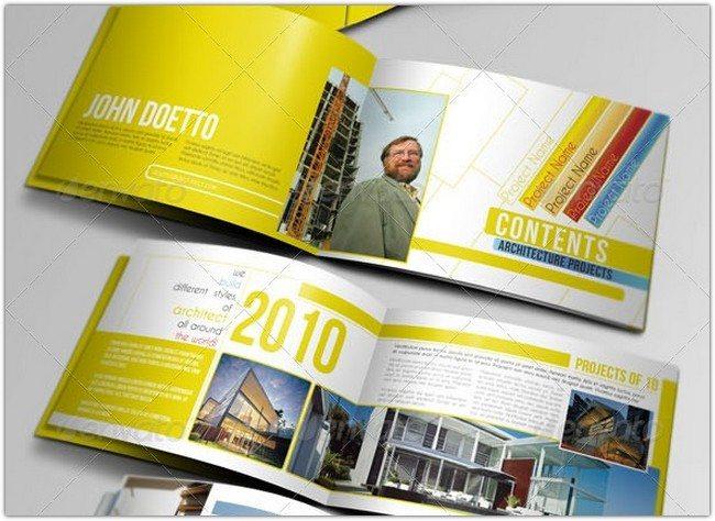 31+ Best Architecture Brochure Templates 2018 - Templatefor