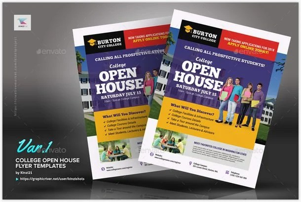 15+ Eye Catching Open House Flyer Templates 2018 - Templatefor - open house flyer