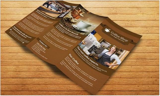 20+ Tri-Fold Restaurant Brochure Templates  Designs 2018 - Templatefor