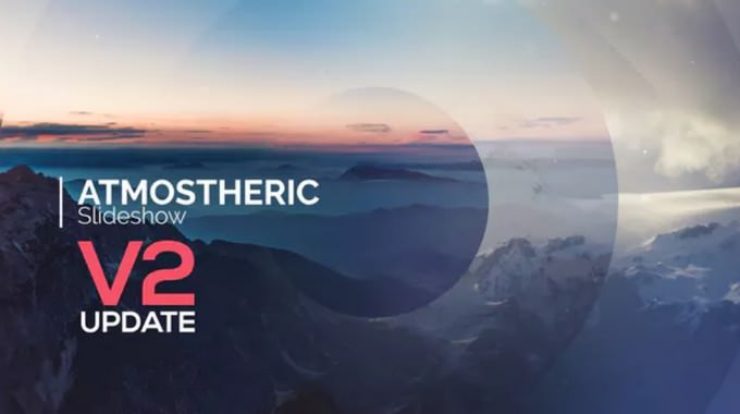 30+ Best After Effects Slideshow Templates 2019 - Templatefor