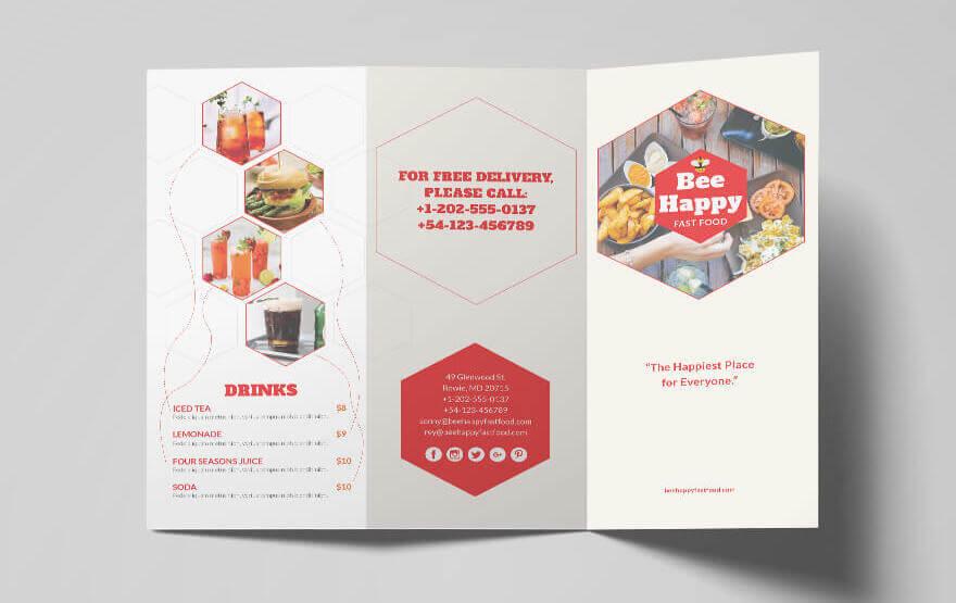 10 Best Free Readymade Brochure Design Templates - TemplateHero