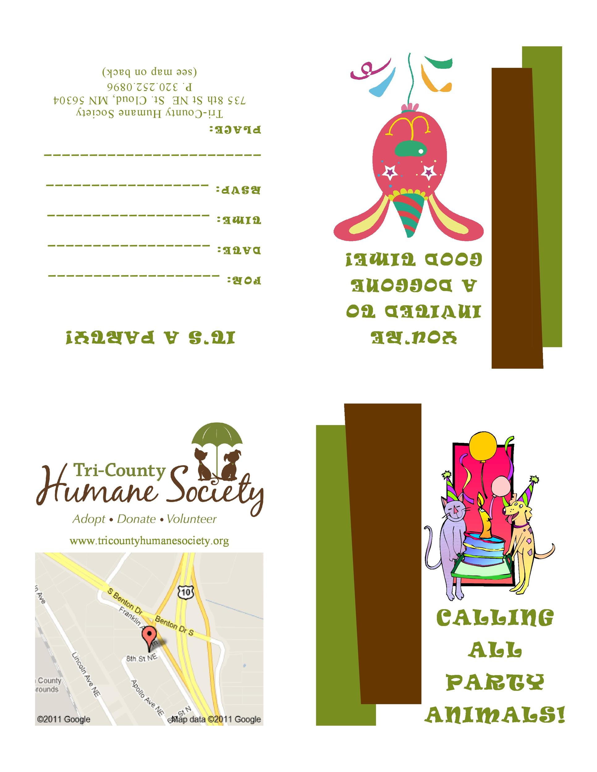 40+ Free Birthday Party Invitation Templates - Template Lab - free party invitation templates