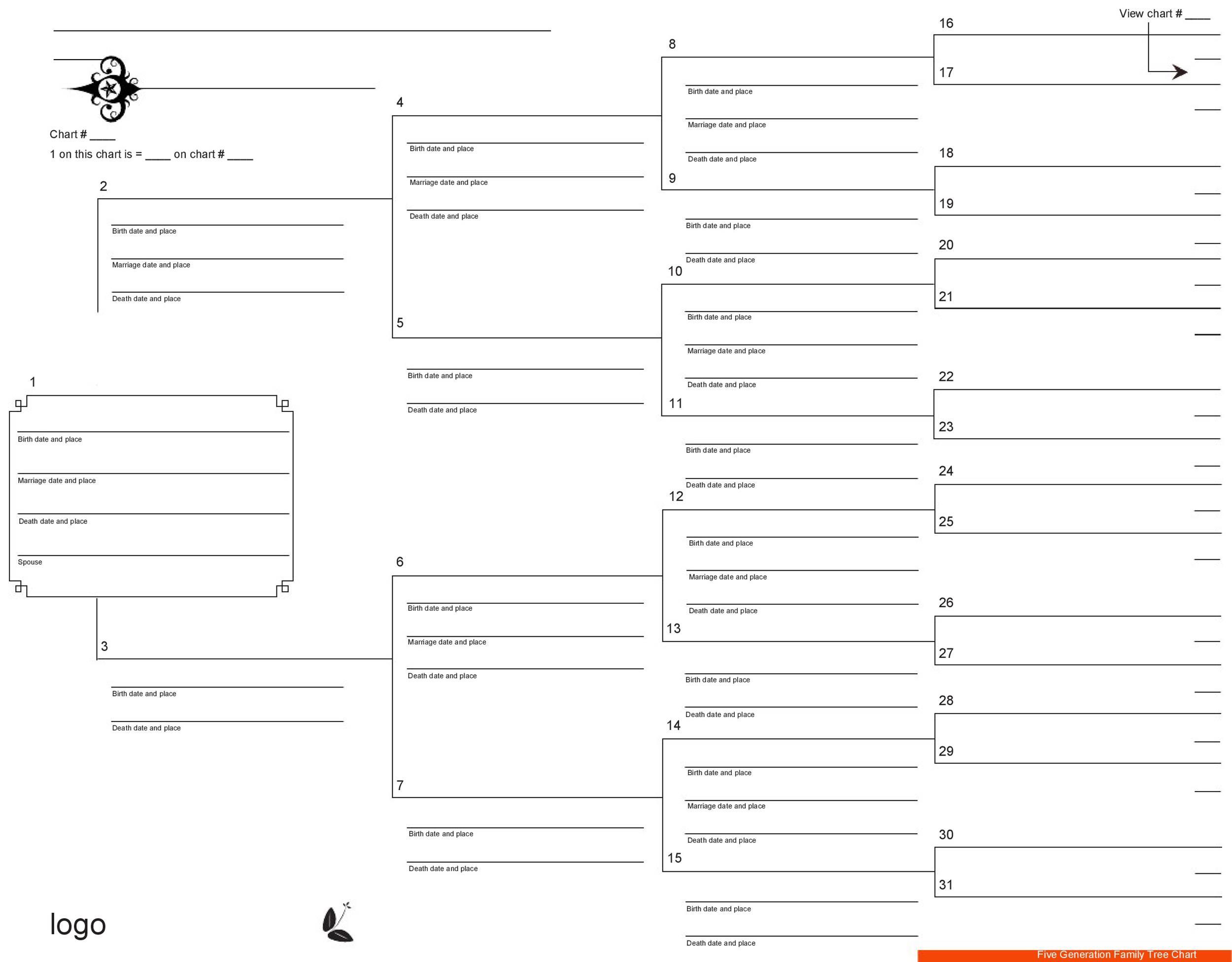 30 Free Genogram Templates  Symbols - Template Lab - genogram template