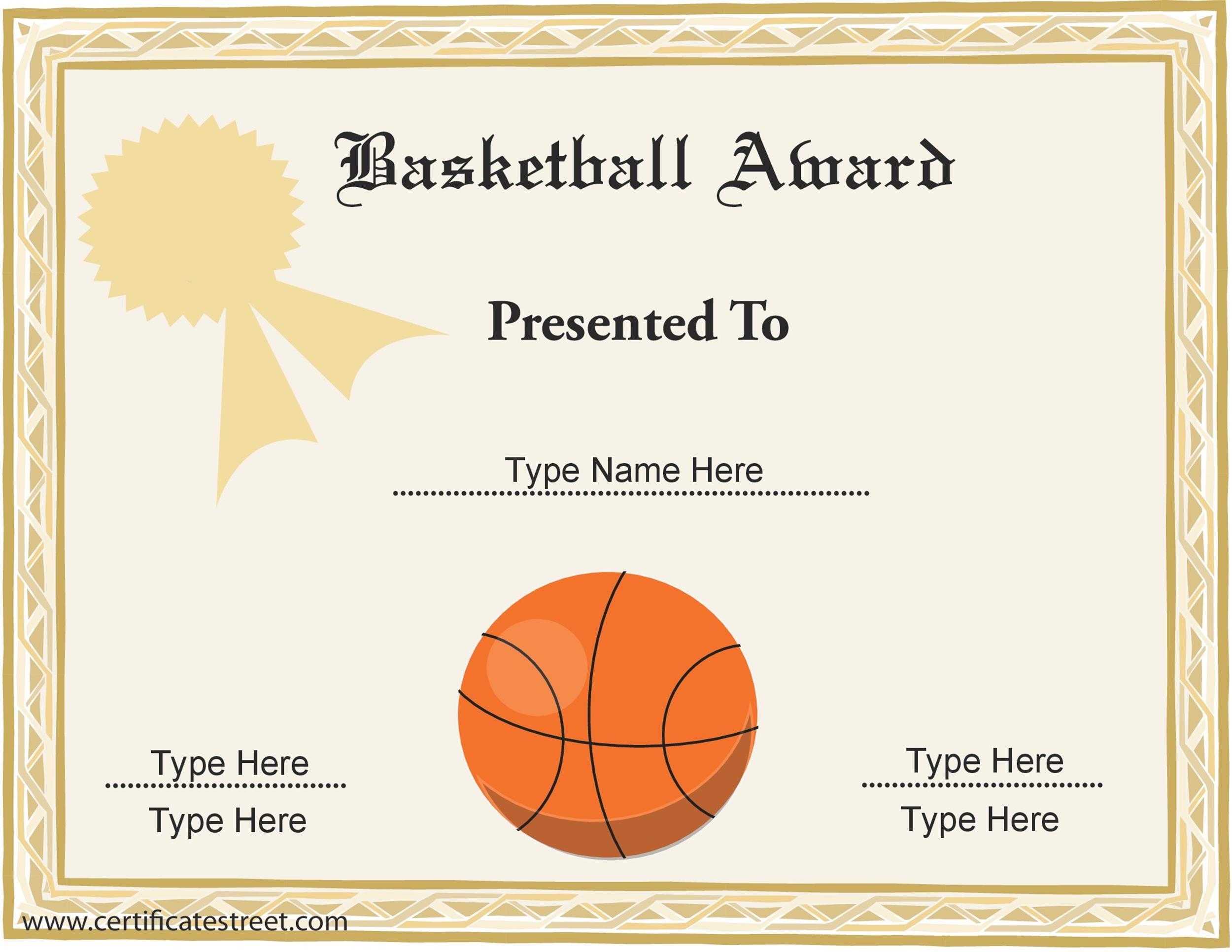 50 Amazing Award Certificate Templates - Template Lab - Free Award Templates