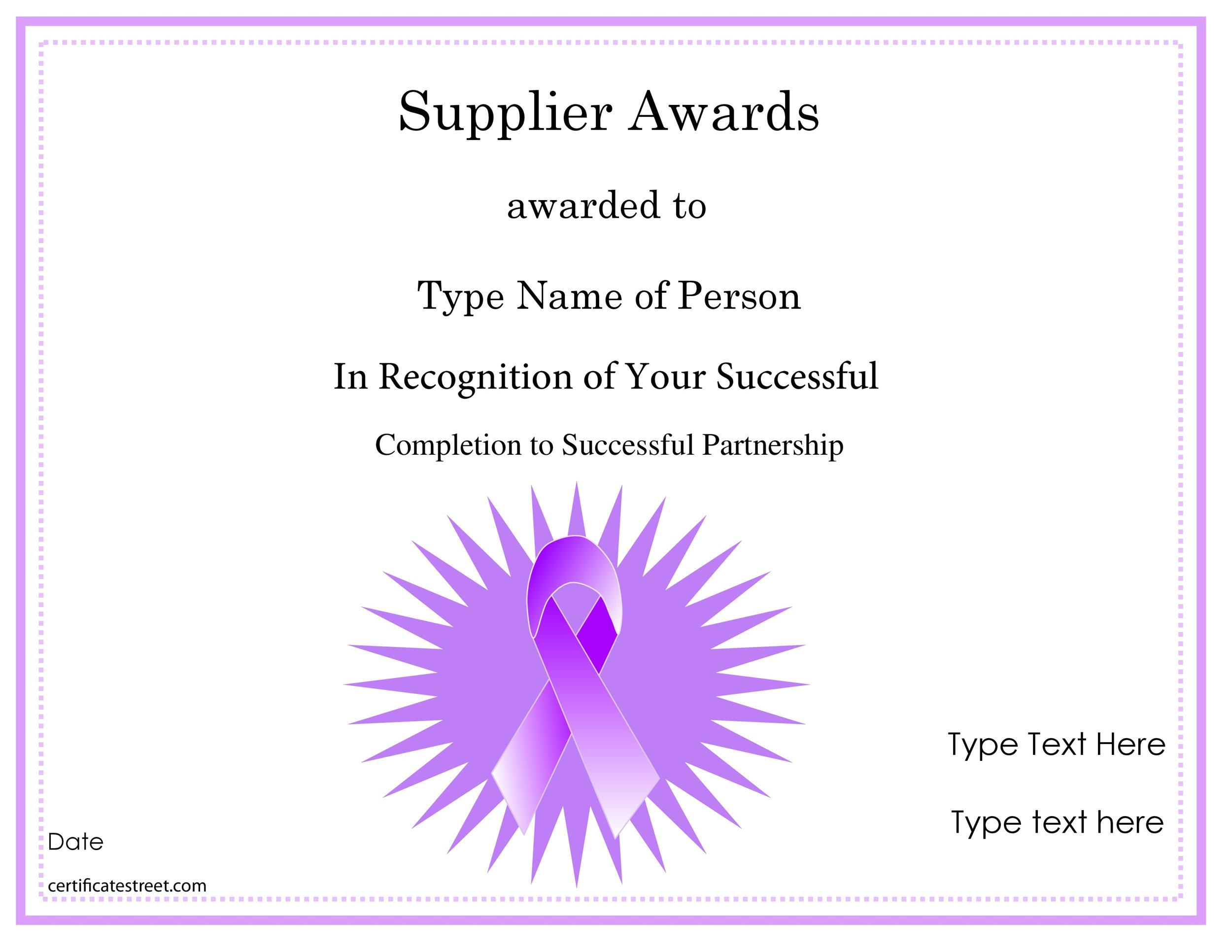 50 Amazing Award Certificate Templates - Template Lab - certificate of appreciation words
