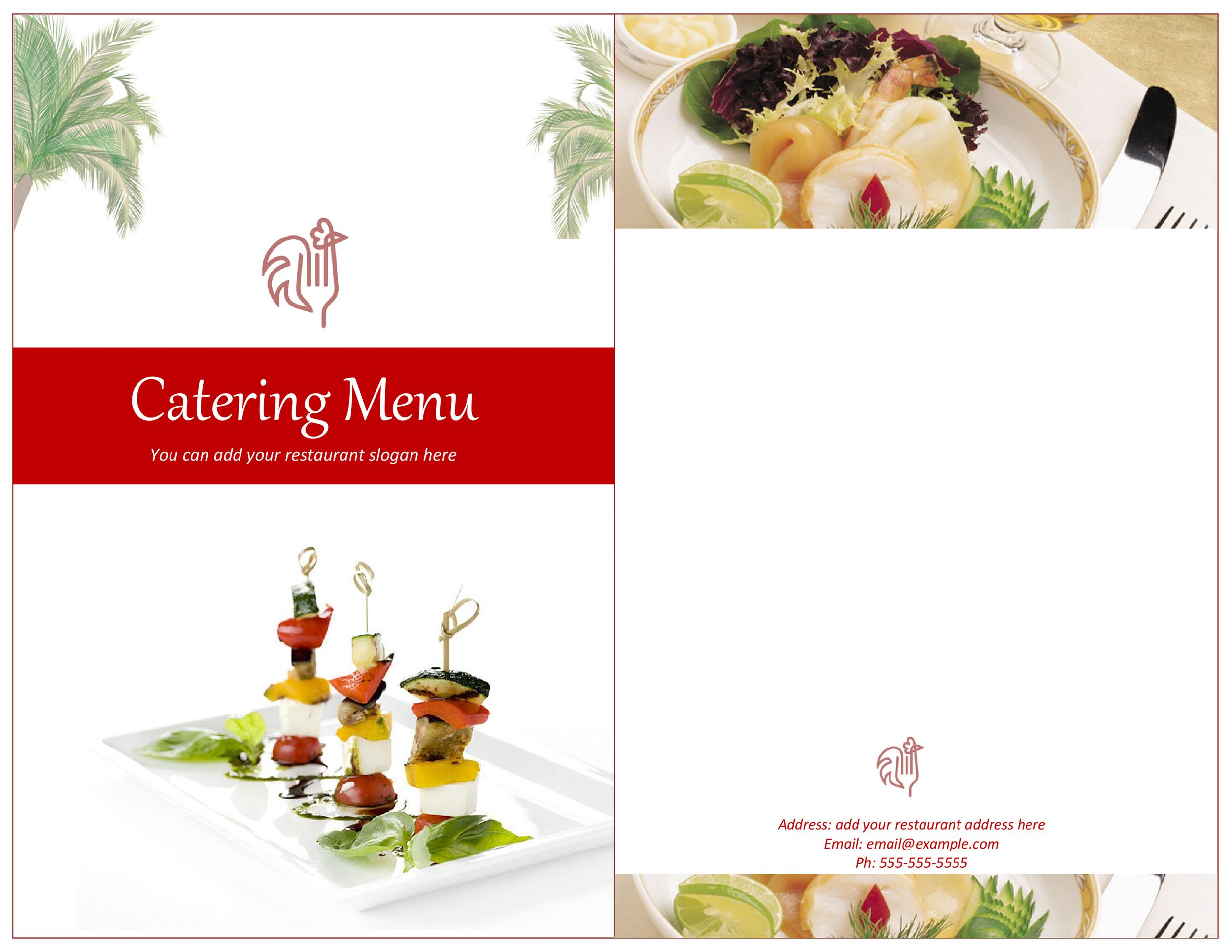 30 Restaurant Menu Templates  Designs ᐅ Template Lab