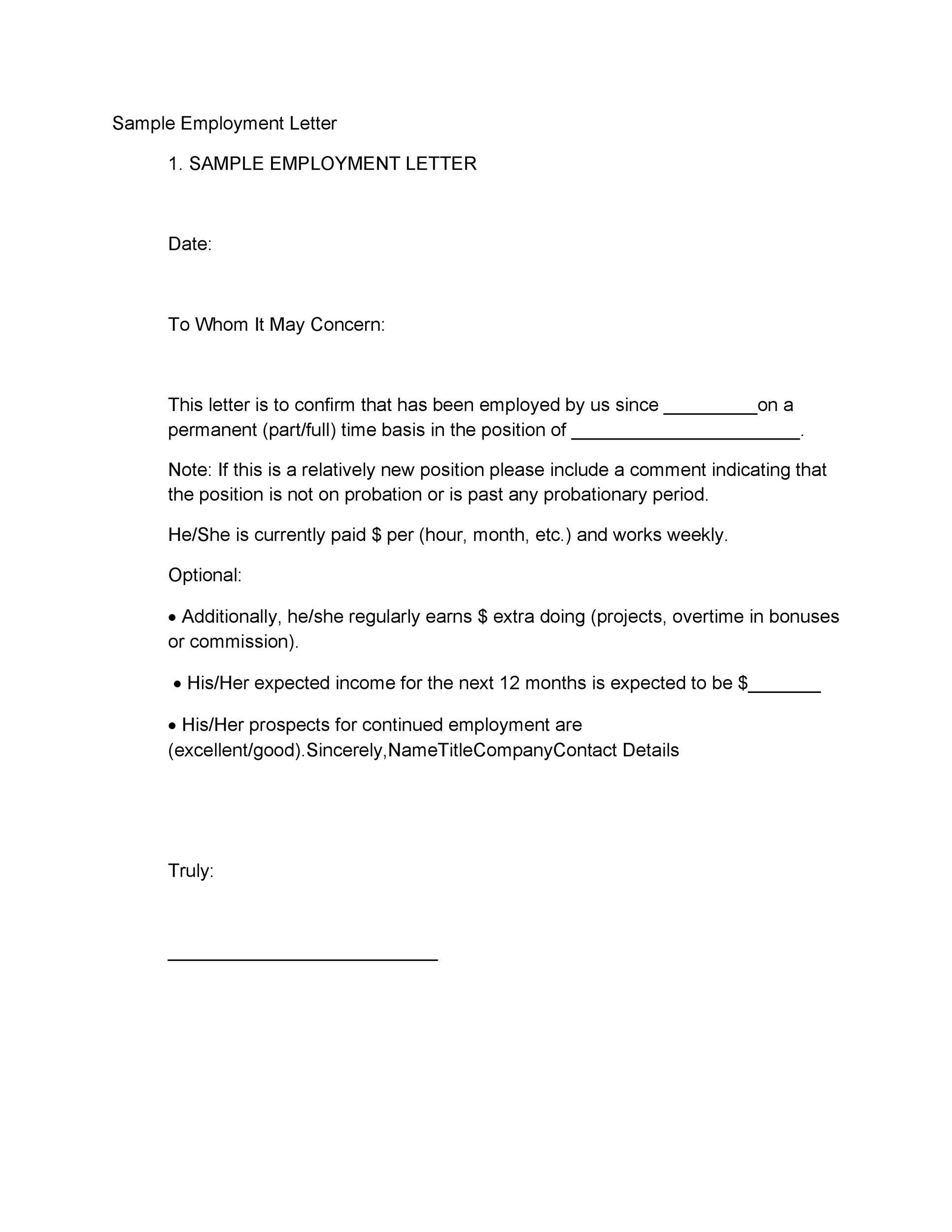 Employment Verification Form Questions  Research Proposal Sample Mit