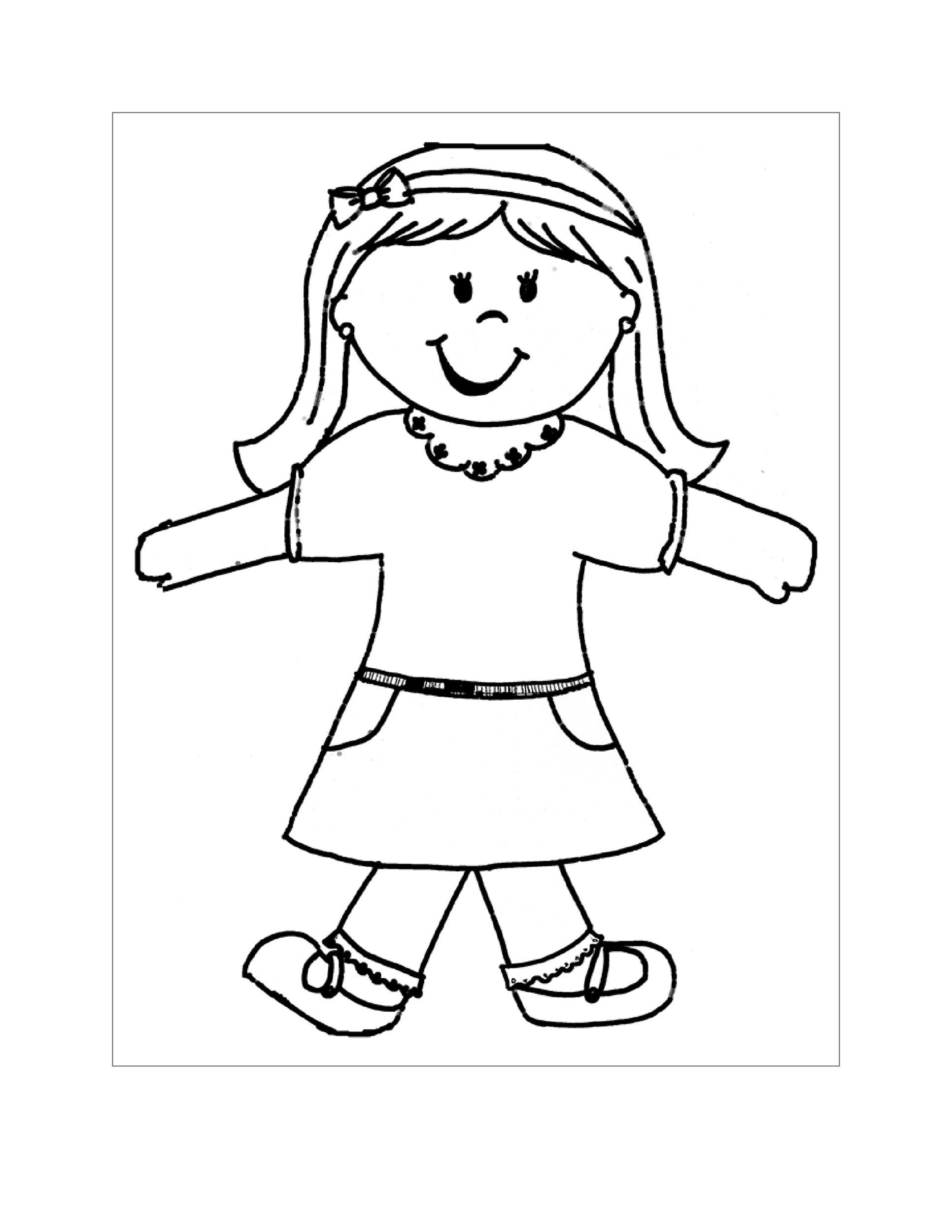 37 Flat Stanley Templates  Letter Examples - Template Lab