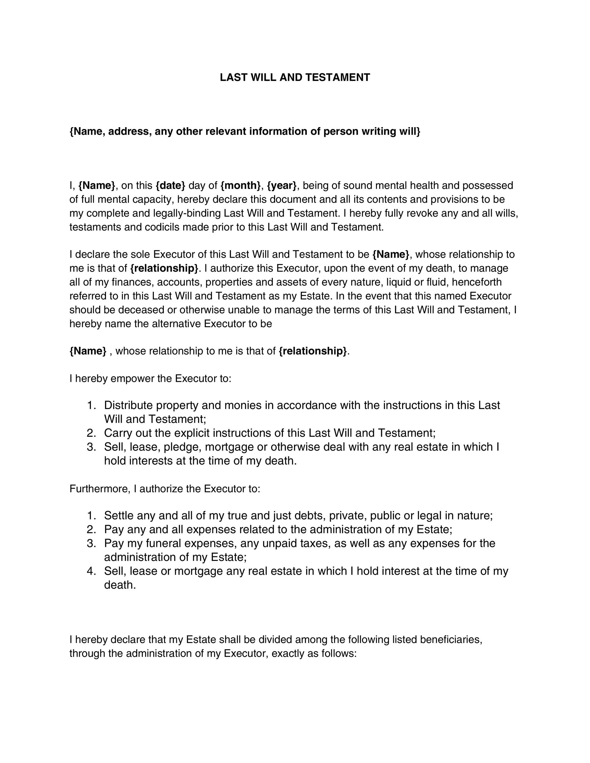 Mortgage Document Template Templatebillybullock – Mortgage Document Template