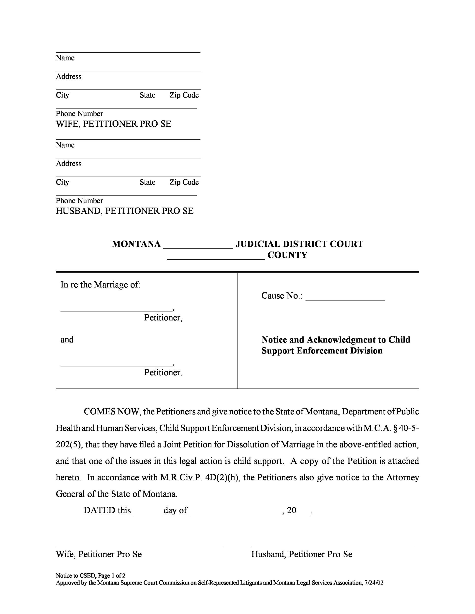 40 Free Divorce Papers (Printable) - Template Lab - free printable fake divorce papers