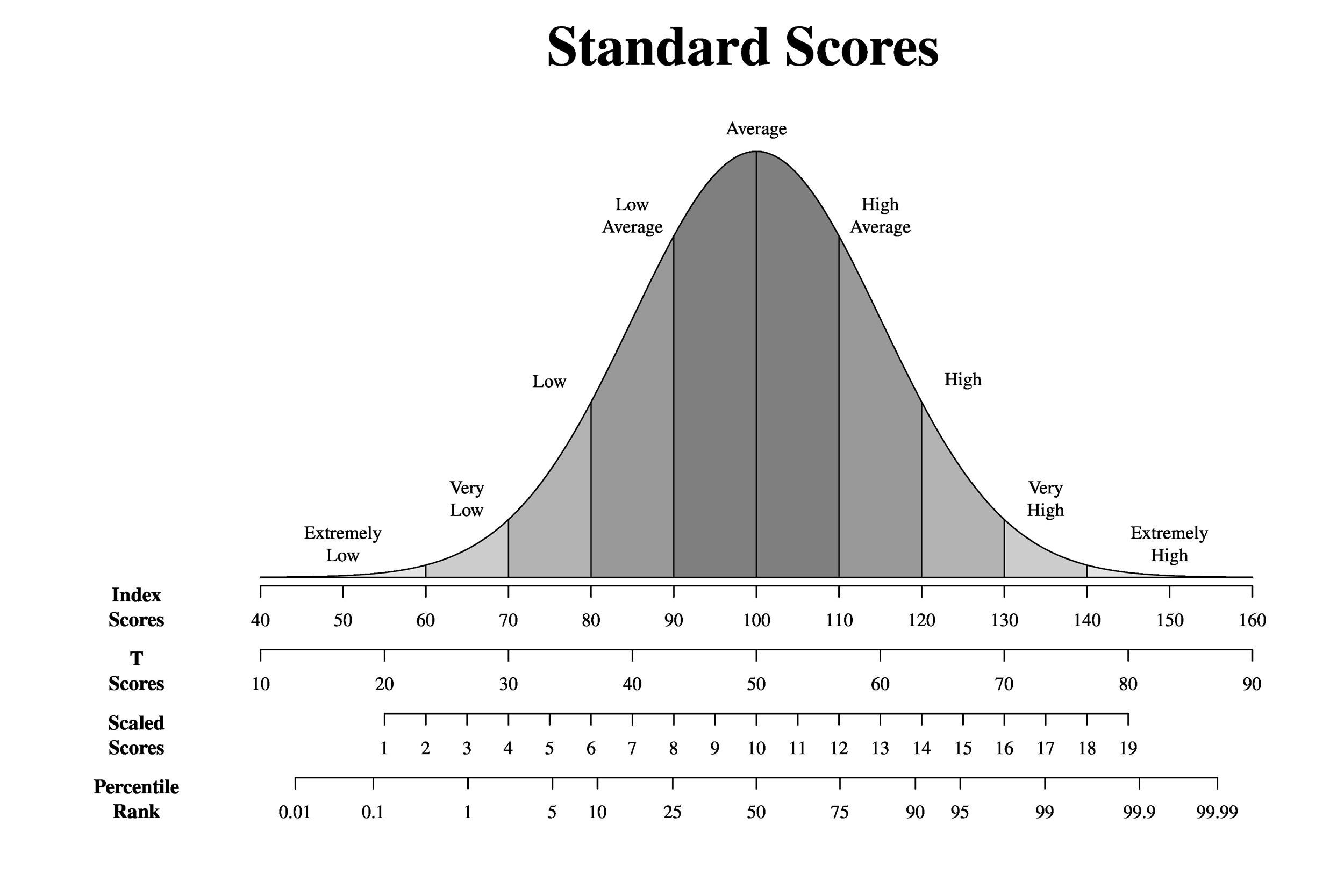 Iq Chart Template - Resume Template Sample - iq chart template