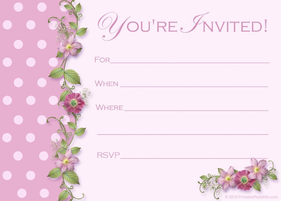 photo invitations templates - Yelommyphonecompany - Invitations Templates