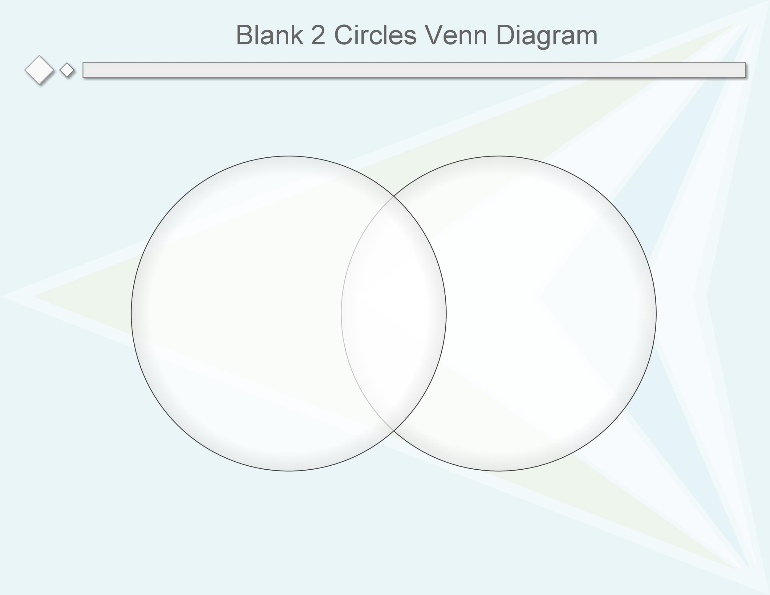 40+ Free Venn Diagram Templates (Word, PDF) - Template Lab