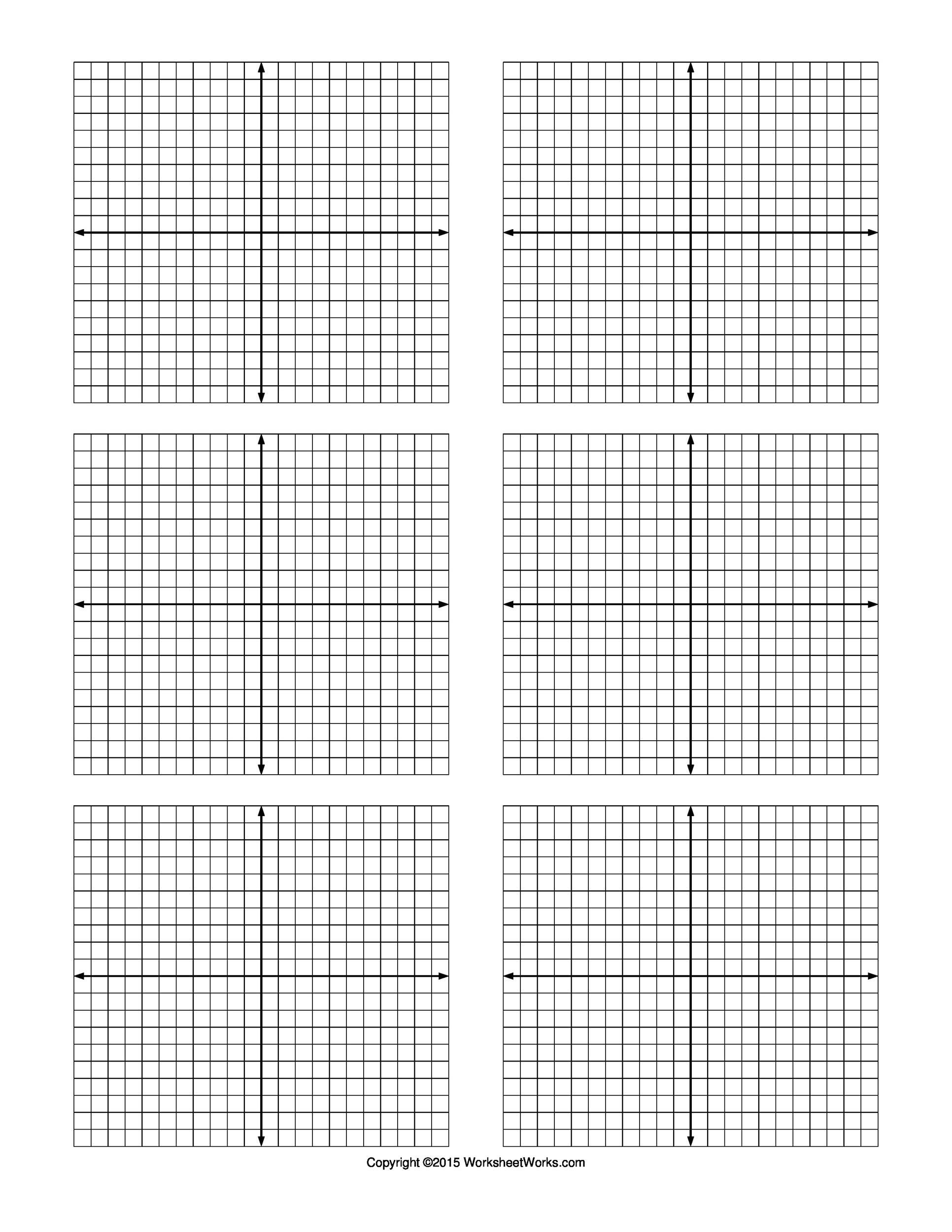 graphing templates