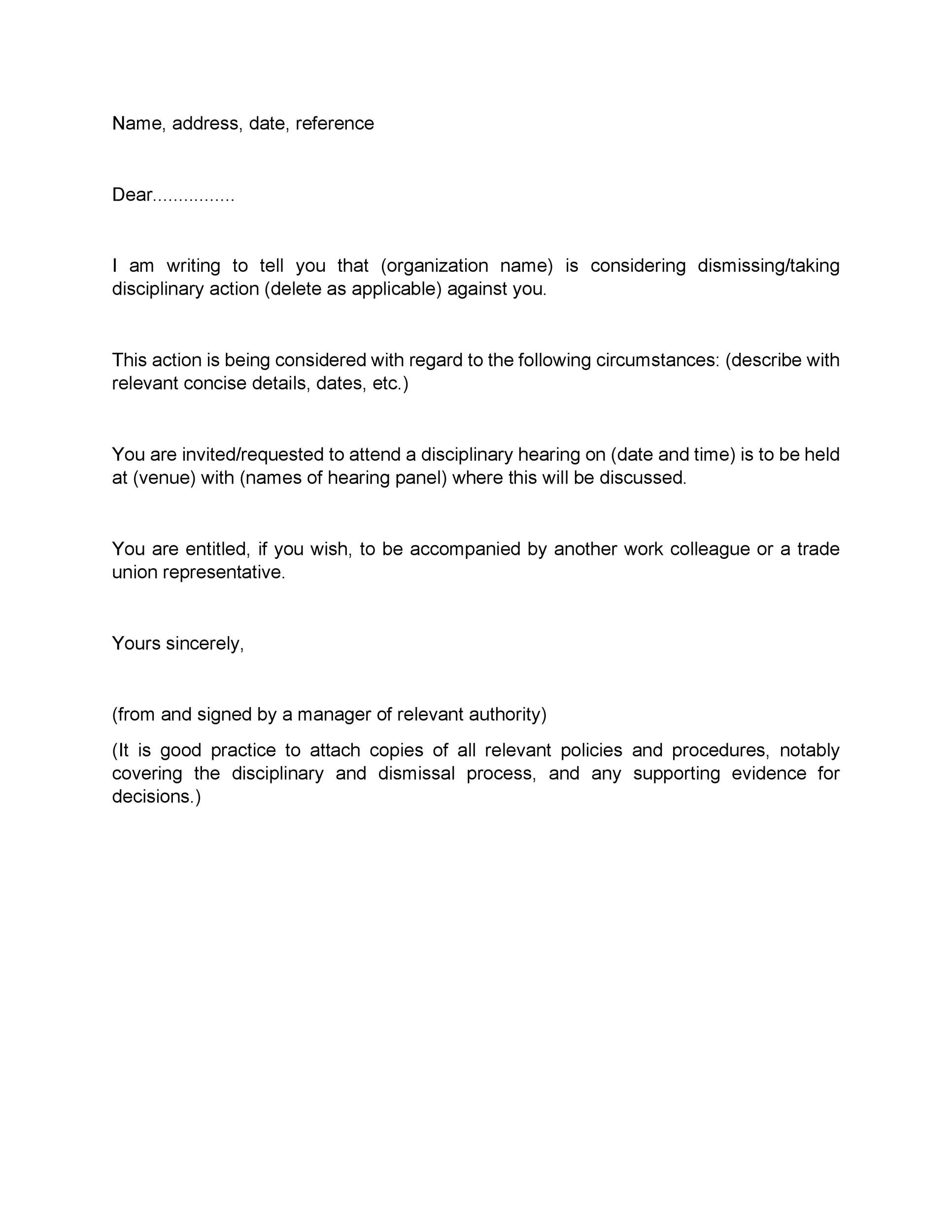 Contract Termination Letter Request Ingov 35 Perfect Termination Letter Samples Lease Employee