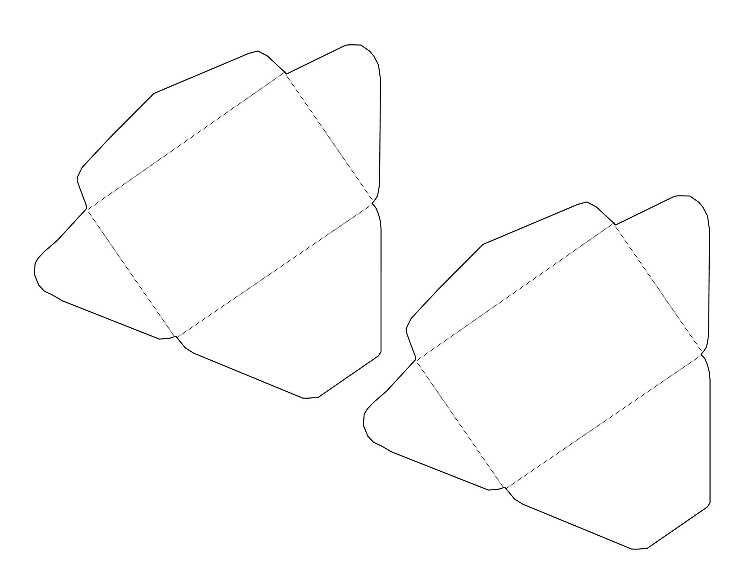 40+ FREE Envelope Templates (Word + PDF) ᐅ Template Lab
