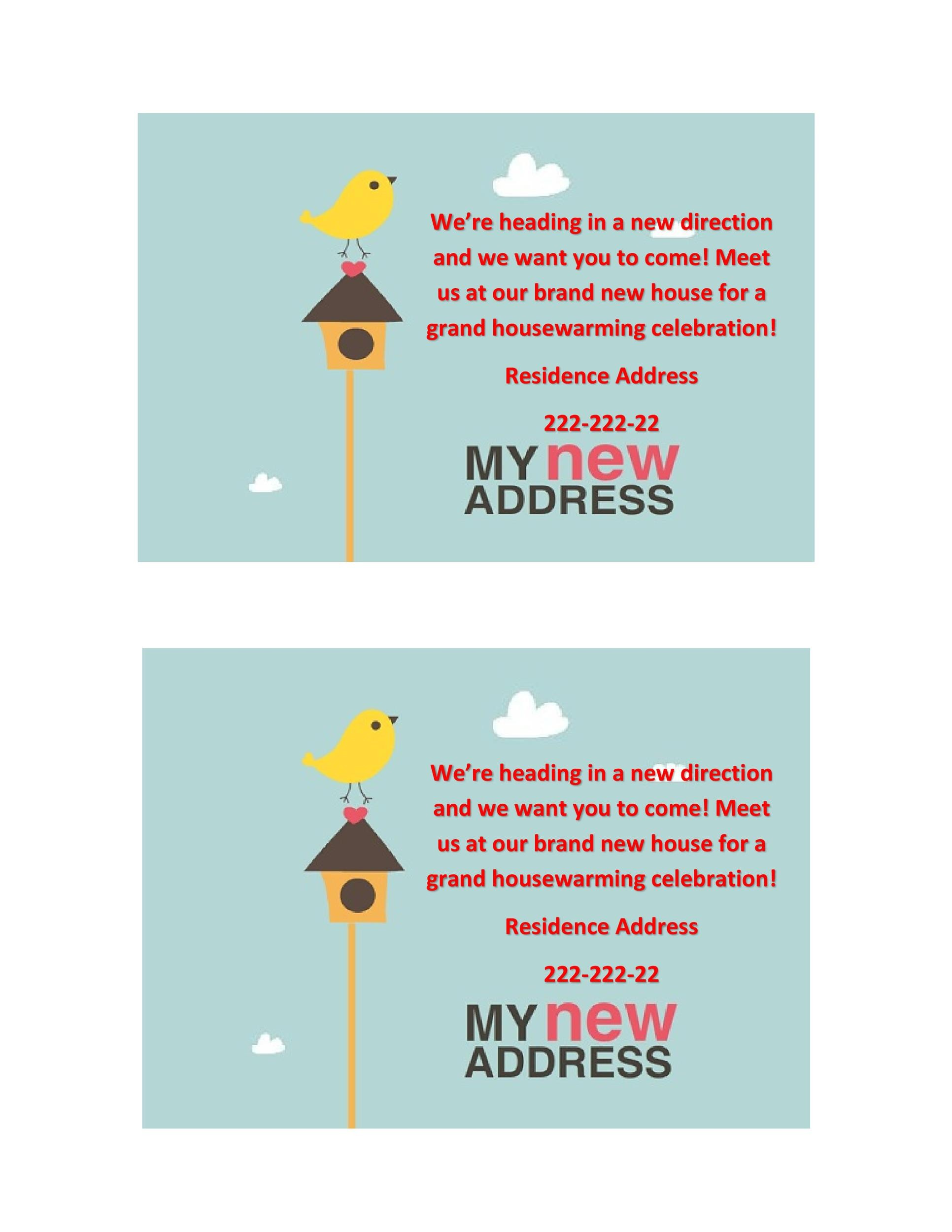 40+ Free Printable Housewarming Party Invitation Templates - housewarming invitation template