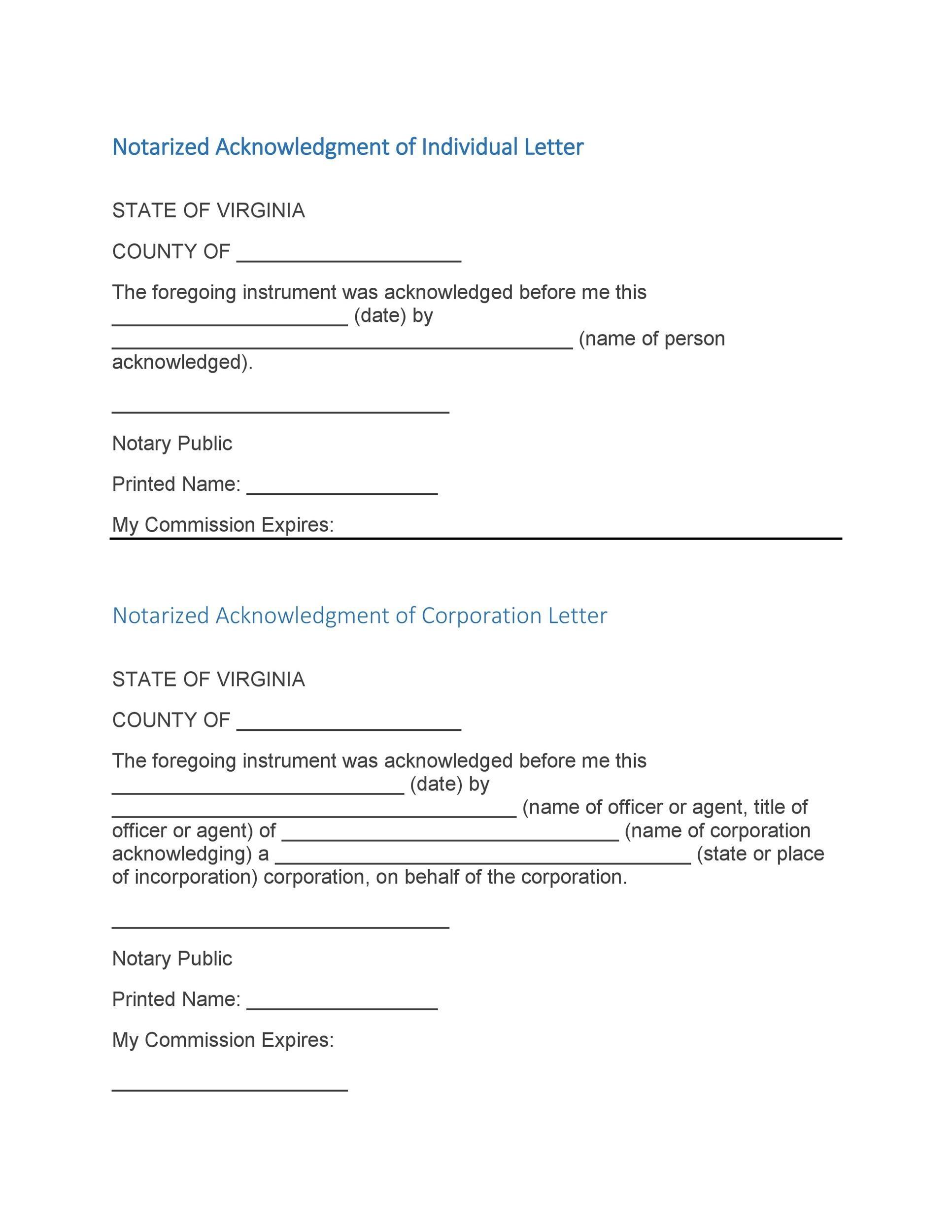 notary letter - Hizlirapidlaunch