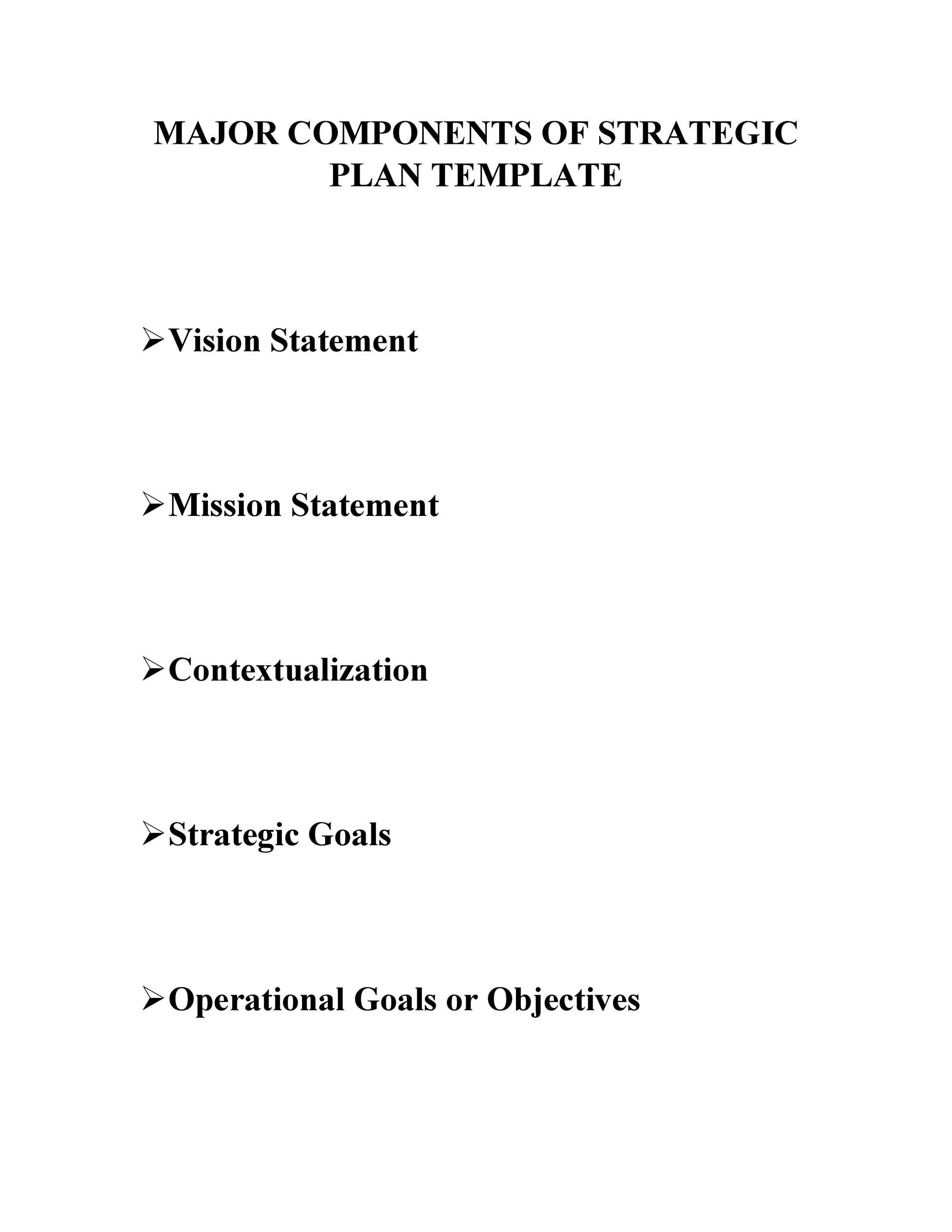 ... Fundraising Strategic Plan Template   Eliolera   Microsoft Strategic  Plan ...  Microsoft Strategic Plan