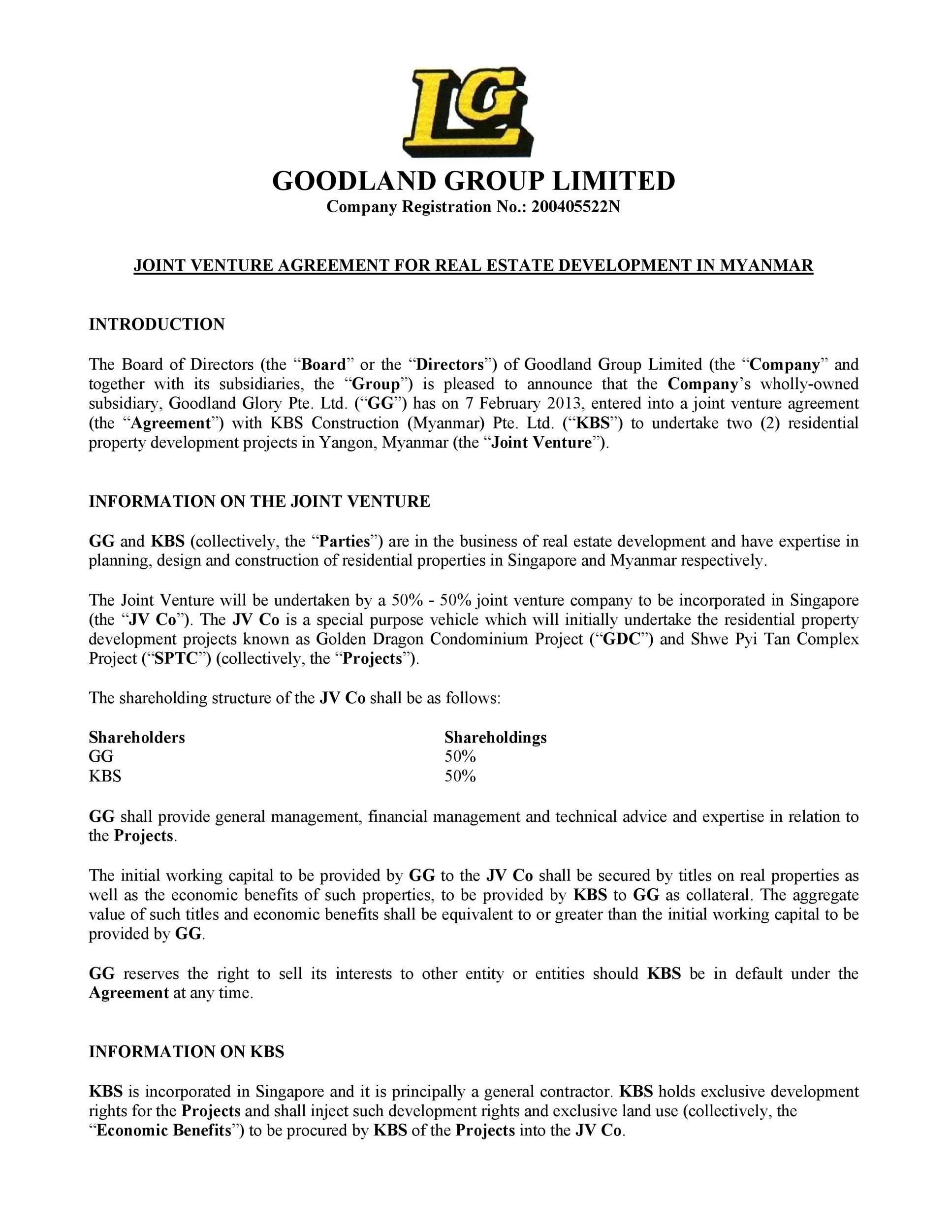 Shareholder Agreement Template - Eliolera - shareholder agreement