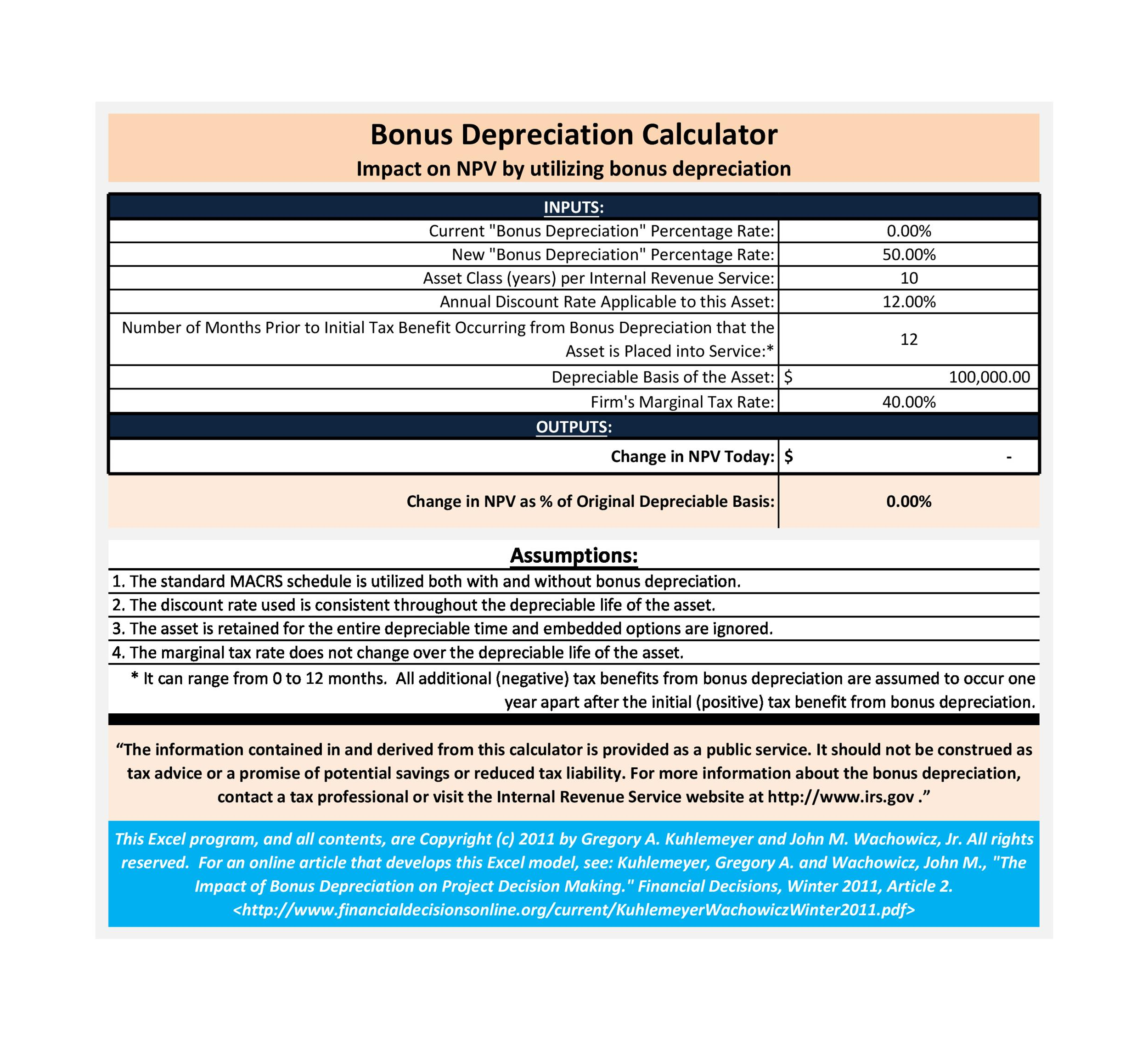 35 Depreciation Schedule Templates for Rental Property, Car, Asserts