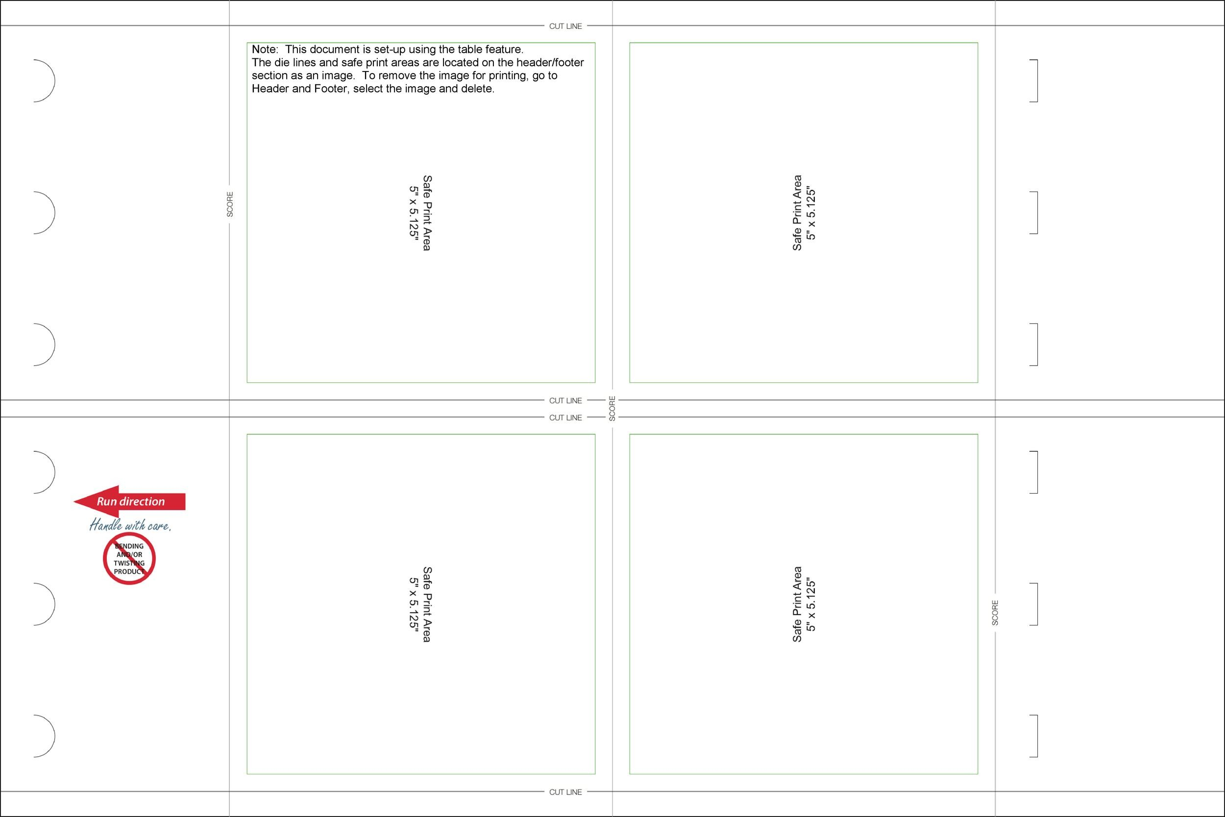 16 Printable Table Tent Templates and Cards - Template Lab - table tent template