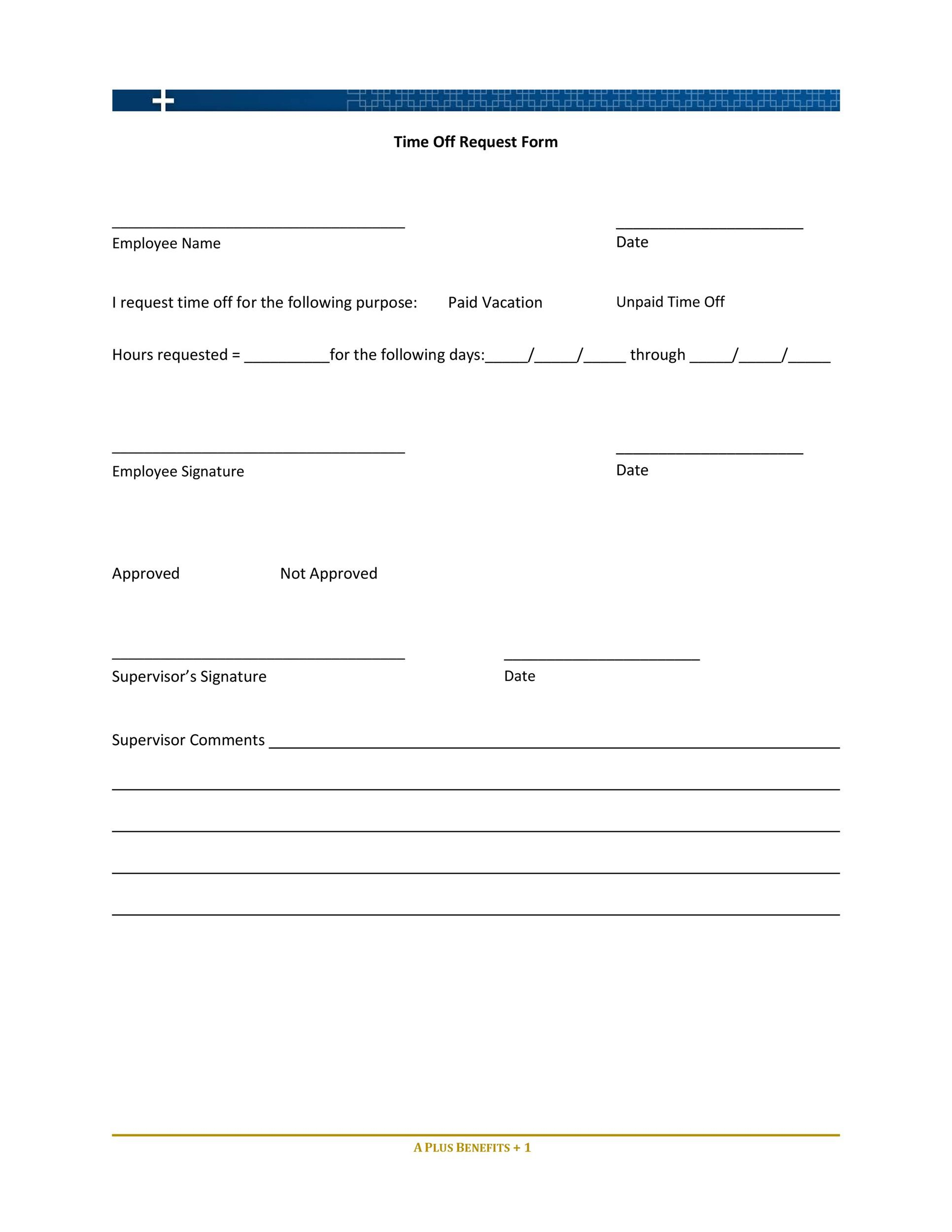 Employment verification request form template resume – Employment Verification Request Form Template