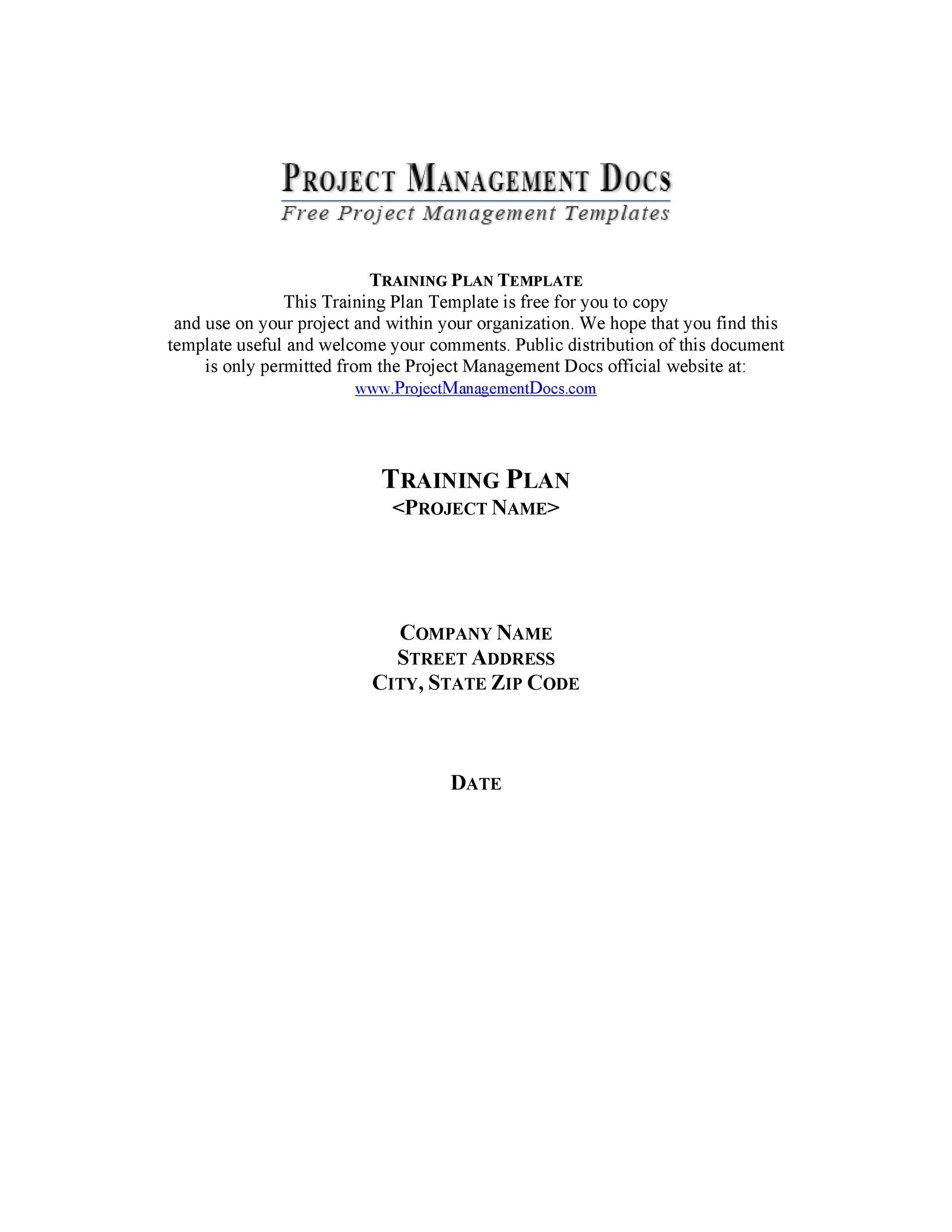Training Manual - 40+ Free Templates  Examples in MS Word - free training manual templates